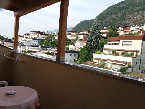 Appiano sulla Strada del Vino, Italia: Vista dalla camera