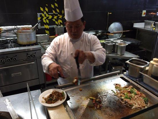 Jimmy S Restaurants On Demand En And Prawn Stir Fry