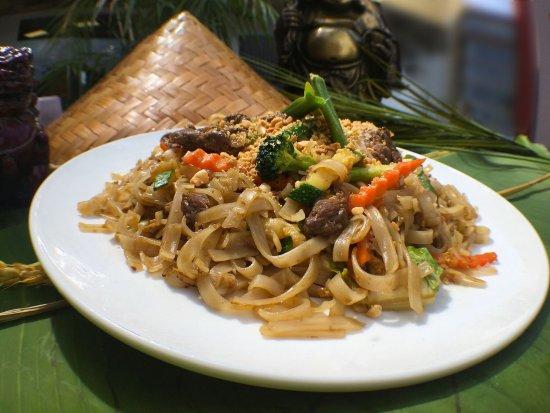 Thai Savanh': Our Delicious Pad Thai!
