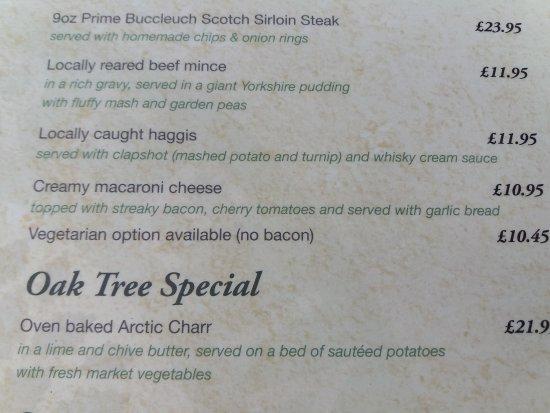 Balmaha, UK: A restaurant with humour...😂