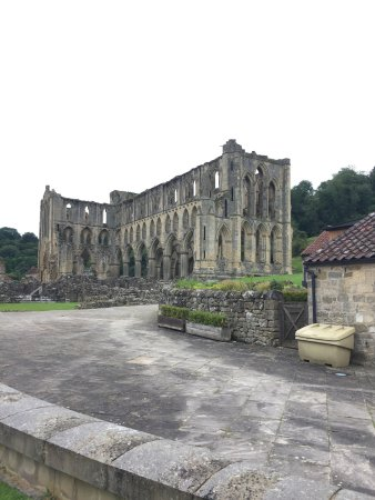 Helmsley, UK: Rievaulx Abbey