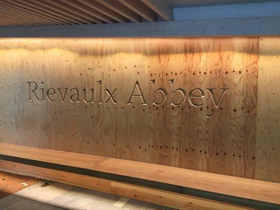 Хелмсли, UK: Rievaulx Abbey