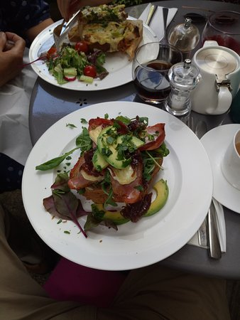 Alfriston, UK: Great sandwich