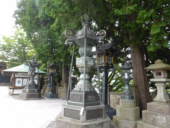 Naritasan Shinshoji Temple: 成田山新勝寺 48