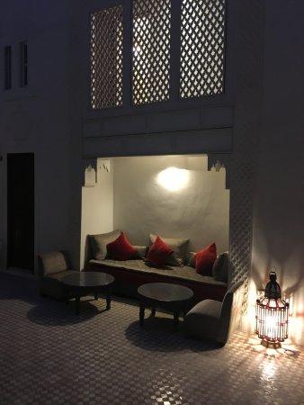 Hotel & Spa Riad Dar Bensouda: Un coin parfait pour lire ou se reposer