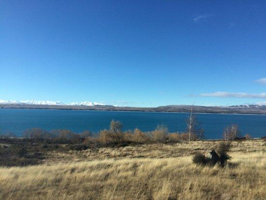 Canterbury Region, Nueva Zelanda: Lago Pukaki