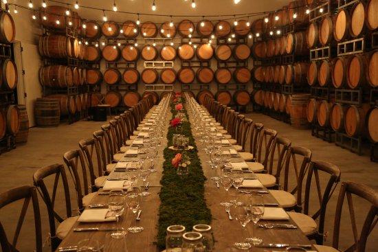 Carmel Valley, Kaliforniya: Annual Cellar Soiree