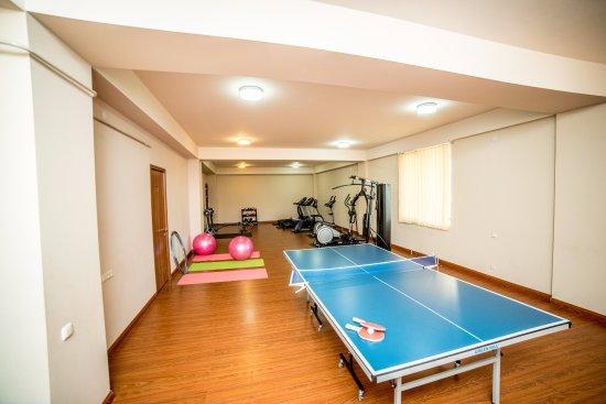 Table tennis Picture of Panorama Yerevan Resort Yerevan TripAdvisor
