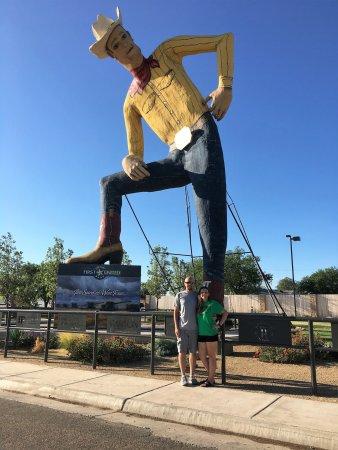 Tex Randall, Big Texan: photo1.jpg