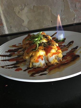 Baytown, TX: Wazabi Sushi Bar