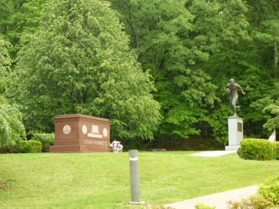Jim Thorpe, PA: Overview of the Memorial
