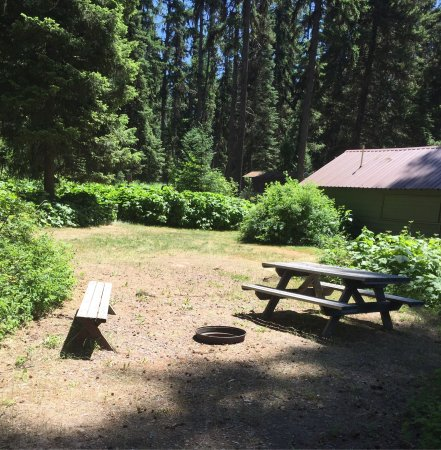 Tamaracks Resort : We loved our cozy little Thimbleberry Cabin, and had a wonderful week there.  It was so relaxing