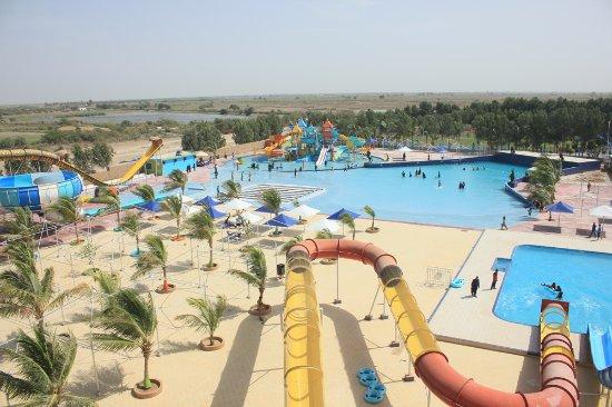Thatta, Pakistan: water park