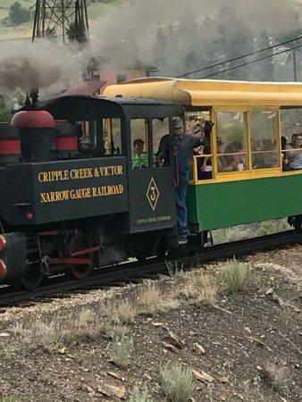 Cripple Creek & Victor Narrow Gauge Railroad: photo1.jpg