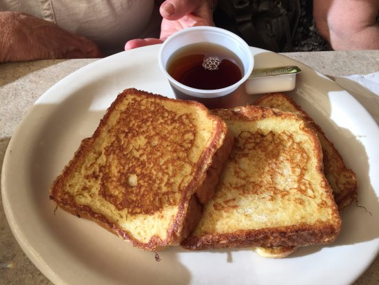 Rugby, ND: French Toast