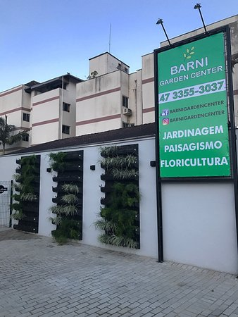 Brusque, SC: Barni Garden Center
