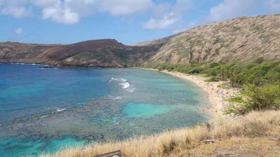 Hanauma Bay Nature Preserve: Hanauma Bay