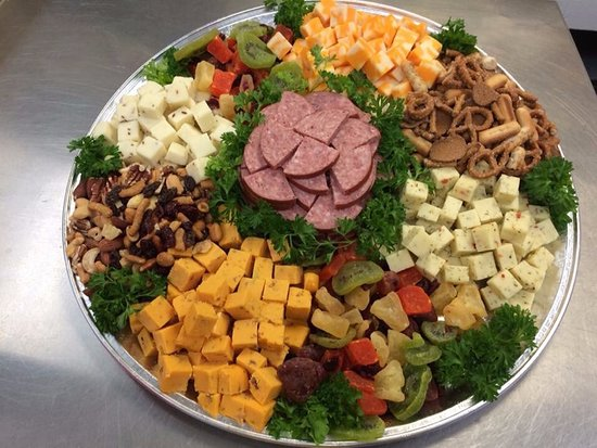 Ozark, MO: We make cheese, meat, and snack trays