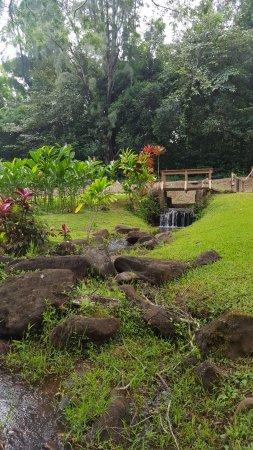 Kilauea, Hawái: Stone Dam