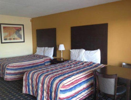 Monroe, Carolina del Norte: Standard Double Bed Room