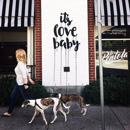 Opus Hotel: Its Love Baby!