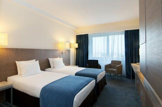 Holiday Inn St. Petersburg Moskovskiye Vorota: Standard room with a twin bed