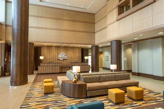 เชนันโดอาห์, เท็กซัส: Hotel Lobby