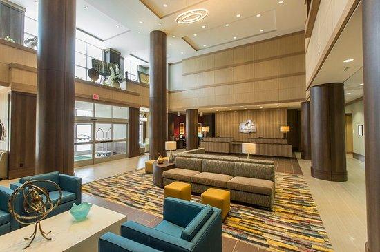 เชนันโดอาห์, เท็กซัส: Our state of the art hotel lobby