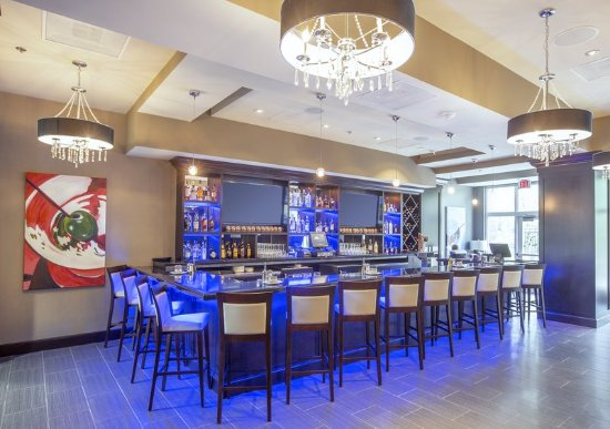 Shenandoah, TX: Blue Bar by Johnny's Italian Steakhouse