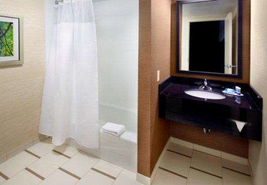 Ист-Рутерфорд, Нью-Джерси: Guest Bathroom