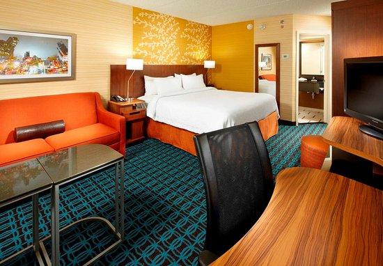 Ист-Рутерфорд, Нью-Джерси: King Guest Room