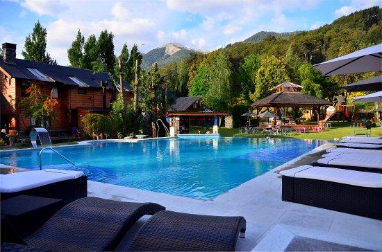 Hosteria La Comarca, hoteles en Villa La Angostura