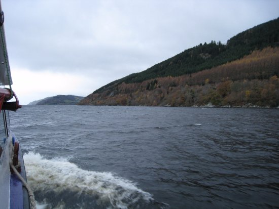 Loch Ness: Enjoyable cruise on the loch
