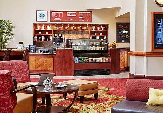 Hebron, KY: Marriott Greatroom Coffee Bar