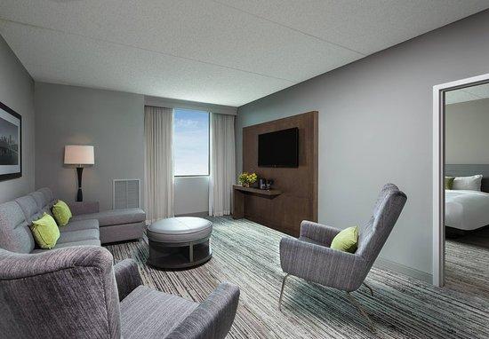 Hebron, KY: One-Bedroom Suite