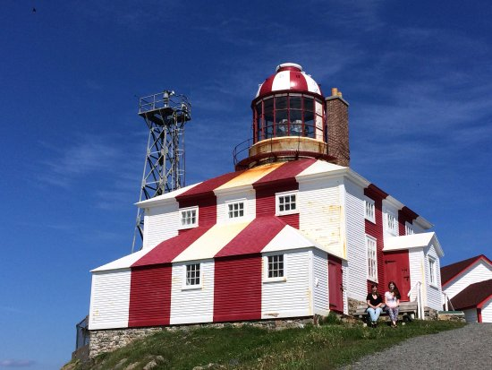 ‪Cape Bonavista Lighthouse‬