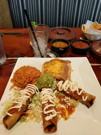 Rancho Rustico: Dish other than typical tacos and enchilada - excellent