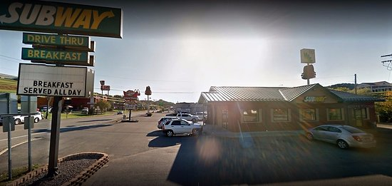 Subway, Sutton / Flatwoods, WV