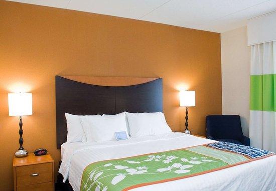 เวสต์เวอร์วิลล์, โอไฮโอ: King Guest Room