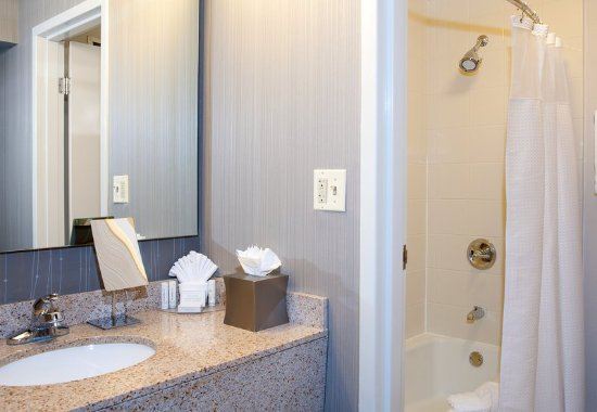 Glenview, Ιλινόις: Guest Bathroom