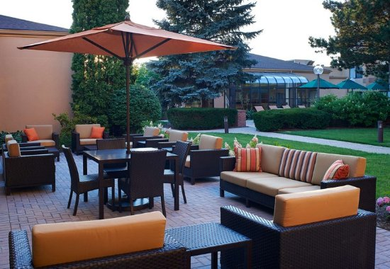 Arlington Heights, Илинойс: Outdoor Patio