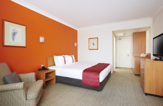 Holiday Inn Darling Harbour: Superior with 1 x King bed