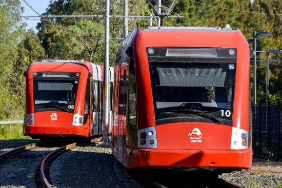 Holiday Inn Darling Harbour: Sydney Light Rail Network