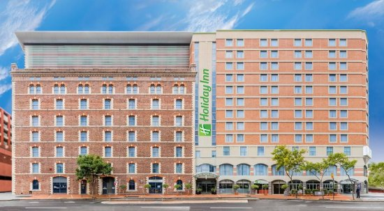 Holiday Inn Darling Harbour: Hotel Exterior