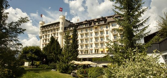 Gstaad Palace Hotel: Gstaad Palace