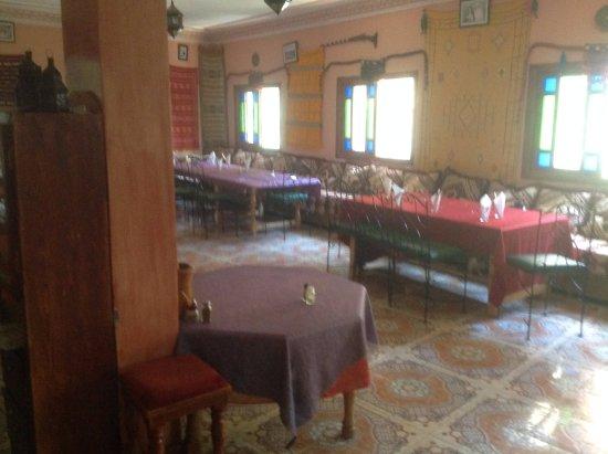 Maison d'hotes Anissa : Interior