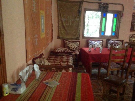 Maison d'hotes Anissa : Inetrior