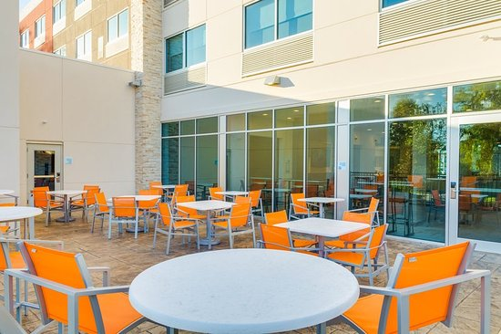 Russellville, AR: Guest Patio