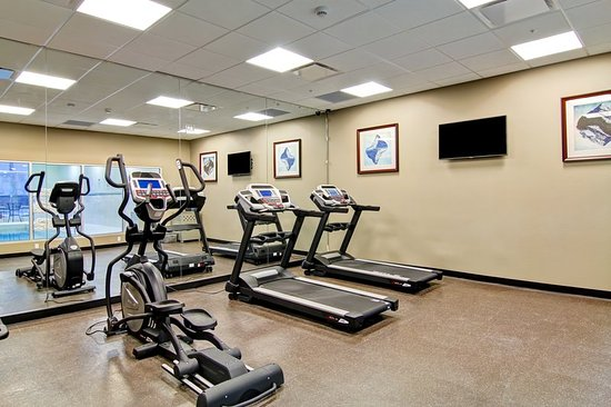Oshawa, Canada: Fitness Center