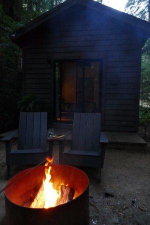 Glen Oaks Big Sur: Little Sur Cabin